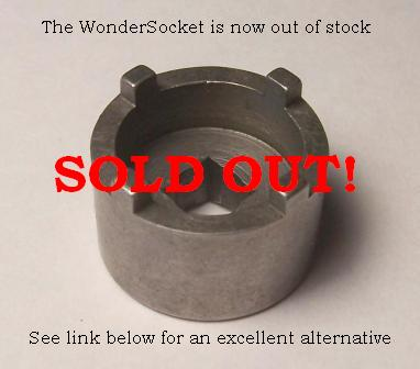 Beretta WonderSocket - Sold Out!