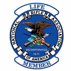 nra life member patch